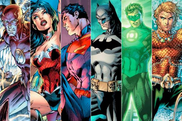 Filme da Liga da Justiça deve estar entre os próximos lançamentos DC nos cinemas (DC Comics/Divulgação)