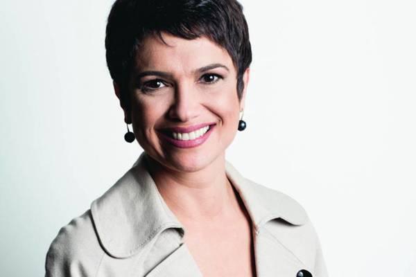 Jornalista e apresentadora Sandra Annenberg  (Lufe Gomes/ Editora Globo)