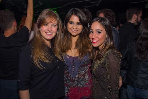Manuela Lousada, Mariana Ozaki e Clara Martins (Romulo Juracy/Esp. CB/D.A Press)