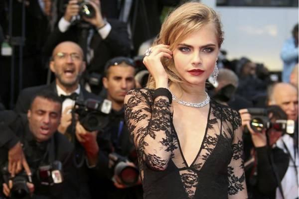 Aos 21 anos, modelo já participou de 'Anna Karenina' (2012) e estará no longa 'Pan' em 2015 (REUTERS/Regis Duvignau)