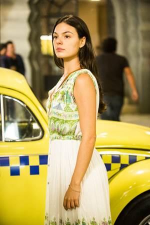 Em Boogie Oogie, Isis interpreta a romântica Sandra (João Miguel Jr/Globo)