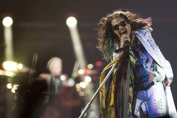 Aerohits, banda cover de Aerosmith (REUTERS/Mario Anzuoni )