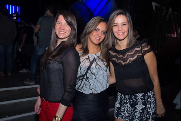 Gabriela Souza, Jenifer Oliveira e Tatiane Oliveira (Romulo Juracy/Esp. CB/D.A Press)