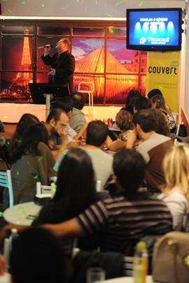 Clima de descontração é a marca dos estabelecimentos (Carlos Vieira/Esp. CB/D.A Press)
