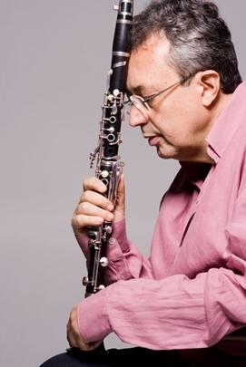 Clarinetista Paulo Sérgio Santos (Silvana Marques/Divulgação)