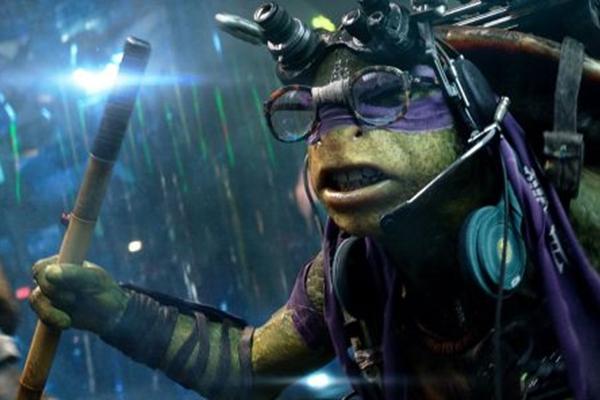 Produzida por Michael Bay, nova franquia das Tartarugas ninja privilegia recursos visuais (Paramount Pictures/Divulgação)