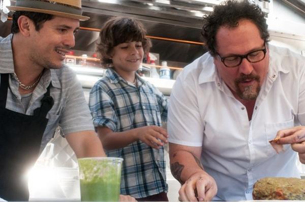 Carl Favreau  vive um personagem que reconstrói a carreira de chef   (Merrick Morton/ Imagem Filmes)