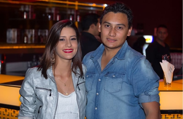 Keteley Letícia e Luiz Marcelo Ximenes (Romulo Juracy/Esp. CB/D.A Press)