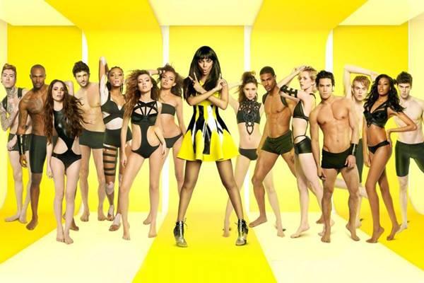 Para vencer o concurso, os modelos passam por testes de passarela (The CW/Divulgação)
