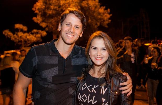 Junior Amador e Karina Amador (Felipe Menezes/Divulgação)