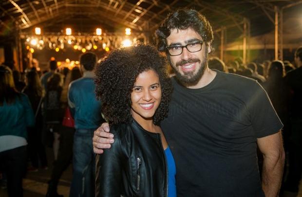 Juliana Goes e Rafael Campos (Felipe Menezes/Divulgação)