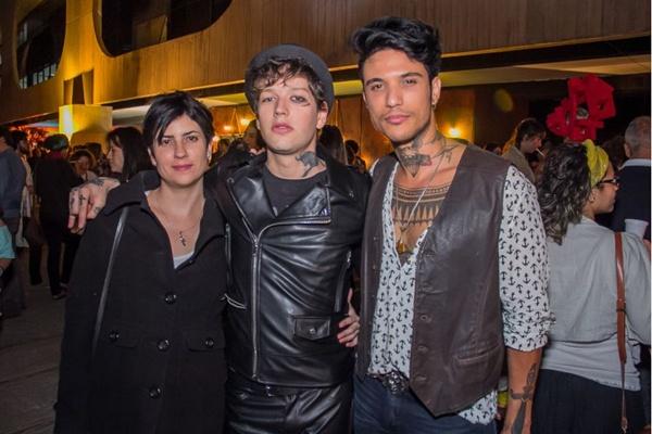 Amanda Marinho, Tiago Guedes e Paulo Fonte (Romulo Juracy/Esp. CB/D.A Press)