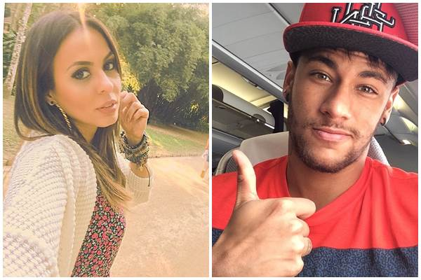 Nas redes sociais,  Neymar mandou mensagens apoiando a carreira solo da cantora (Reprodução/Instaragam)