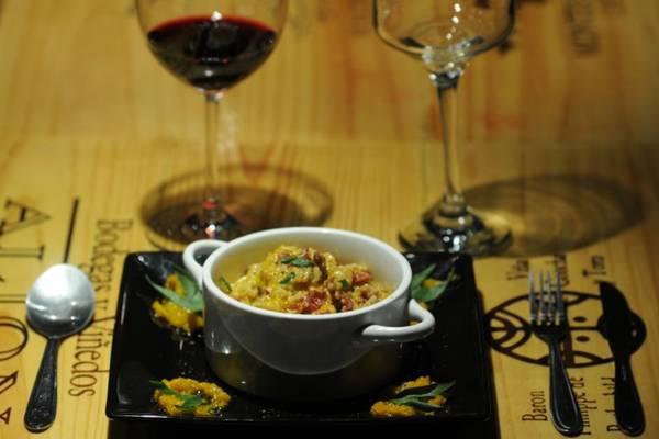 Para harmonizar: sabores do nordeste e bebidas do mundo todo  (Carlos Moura/CB/D.A Press)