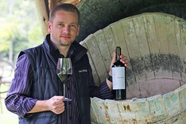 Dirceu Scottá, enólogo gaúcho que há 20 anos assina os vinhos da Dal Pizzol (Fabiano Mazzotti/Divulgação)
