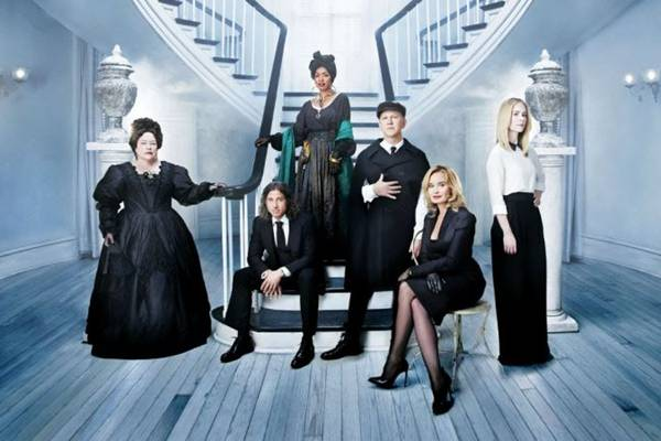 American horror story concorre ao Emmy em 17 categorias (FOX/Divulgação)