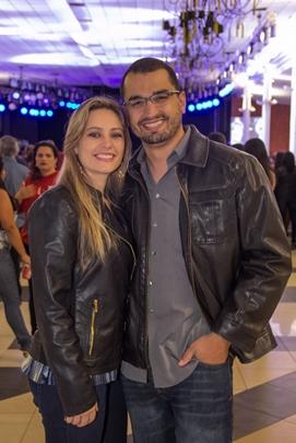 Simone Montandon e Antônio Carlos Montandon  (Romulo Juracy/Esp. CB/D.A Press)