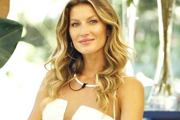 Gisele Bündchen completa 20 anos de carreira como modelo (Raphael Dias/TV Globo)