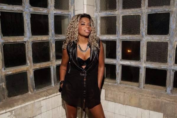 MC Ludmilla, ex-MC Beyoncé (Marcos Hermes/Divulgação)