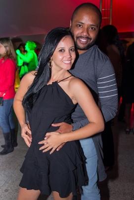 Sandra Rodrigues e Eduardo Santana  (Romulo Juracy/Esp. CB/D.A Press)
