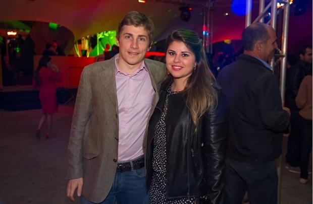 Frederico Travan e Natália Buzanello (Romulo Juracy/Esp. CB/D.A Press)