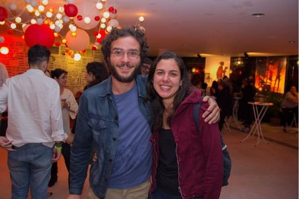 João Campos e Nhanja Ribeiro (Romulo Juracy/Esp. CB/D.A Press)
