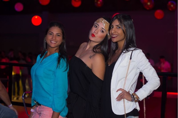 Jéssica Bacelar, Beatriz Lima e Priscila Nayara (Romulo Juracy/Esp. CB/D.A Press)
