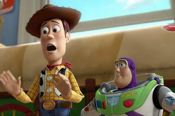 Toy Story 3 é a segunda maior arrecadação da Disney com mais de US$ 1 bilhão, segundo o site especializado em bilheterias Box Office Mojo (Buena Vista/Divulgação)