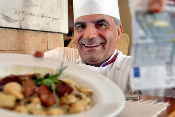 Rosario Tessier: as pessoas acreditam na tradição de comer nhoque a cada dia 29 (Iano Andrade/CB/D.A Press)