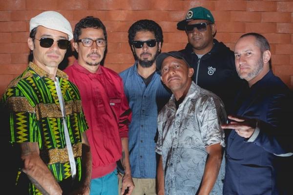 A banda Nação Zumbi está entre as atrações que se apresentam no Festival  (Vitor Salerno/Divulgação)