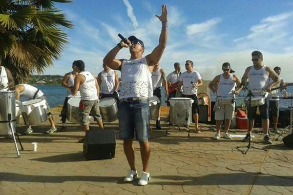 Bloco Santo Pecado está entre as 12 bandas que se apresentam na Selfie edition (Um Nome Comunicação/Divulgação)