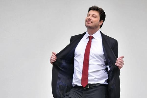 Humorista Danilo Gentili (Luiza Dantas/Carta Z Notícias)