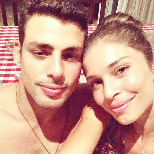 Cauã e Grazi são pais de Sofia (Reprodução/Instagram)