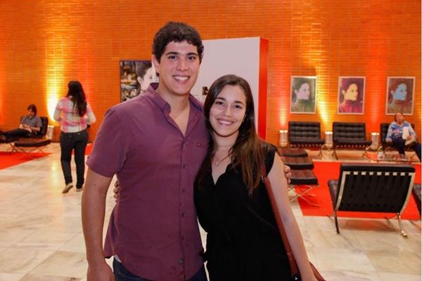 Felipe Rocha e Fernanda Rodrigues (Romulo Juracy/Esp. CB/D.A Press)