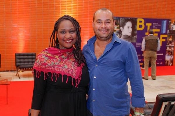 Sabrina Fidalgo e Ricardo Froes (Romulo Juracy/Esp. CB/D.A Press)
