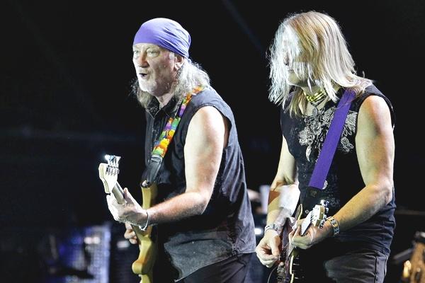 Banda Deep Purple vem ao Brasil (Heino Kalis/Reuters)
