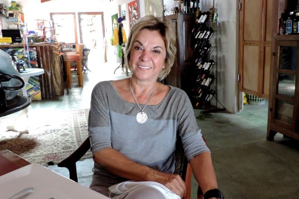Sonia Naoum: grande dama da gastronomia de Pirenópolis (Liana Sabo/CB/D.A Press)