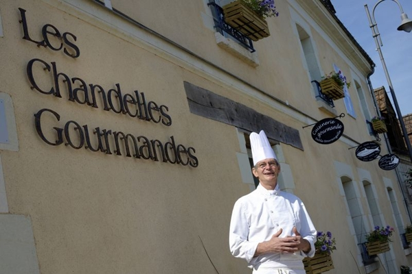 Chef francês Bernard Charret (Didier Gentilhomme/5ºSlow Filme)