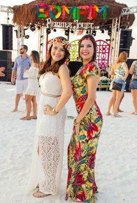 Adriana Barbosa e Jackelyne Lima (Romulo Juracy/Esp. CB/D.A Press)