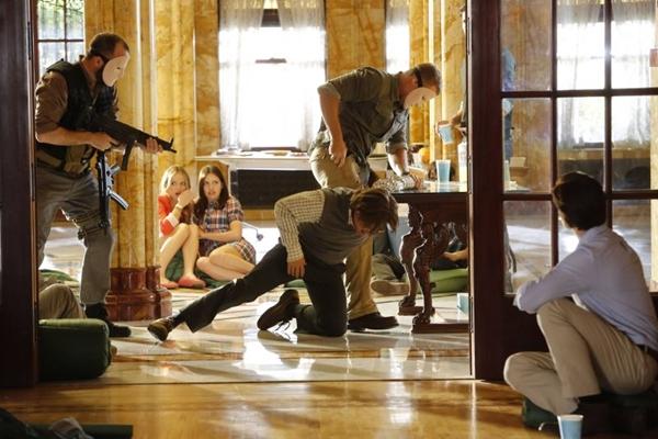 A tensão dos episódios é uma das marcas da atração  (Vivian Zink/NBC/Divulgação)