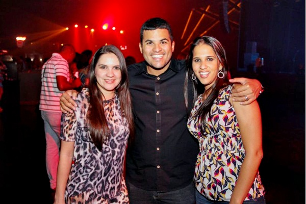 Ana Carolina Souza, Cristian Reis e Monique Souza  ( Romulo Juracy/Esp. CB/D.A Press)