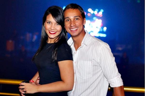 Ana Clara Carvalho e Marcelo Ramos  ( Romulo Juracy/Esp. CB/D.A Press)