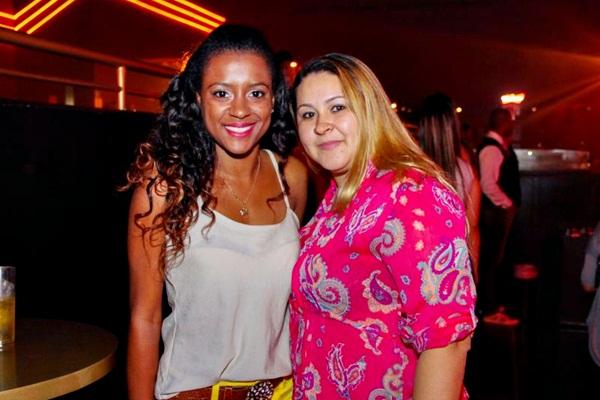 Kéroly Pereira e Amélia Lima  ( Romulo Juracy/Esp. CB/D.A Press)