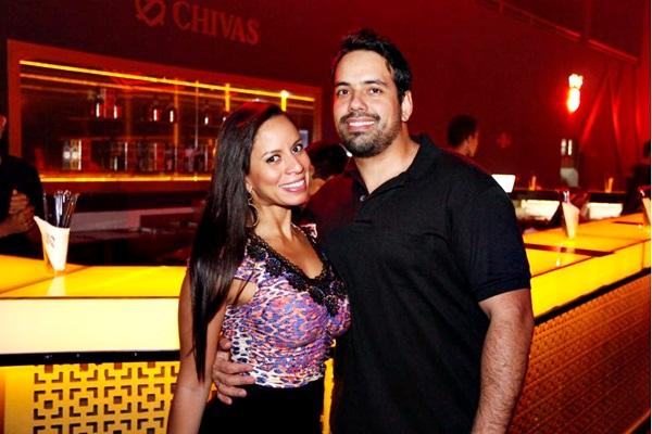 Polyanna Andrade e Theobaldo Neto  ( Romulo Juracy/Esp. CB/D.A Press)