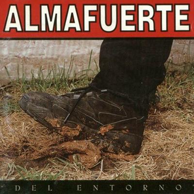 Álbum da banda estilo trash e heavy metal, Almafurte, lançado em 1996  (Reprodução/Internet)