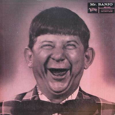 Capa do álbum de Freddy Morgan, Mr. Banjo. Lançado em 1950 (Reprodução/Internet)
