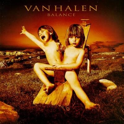 A banda de hard rock Van Halen, lançou em 1995 o álbum Balance (Reprodução/Internet)
