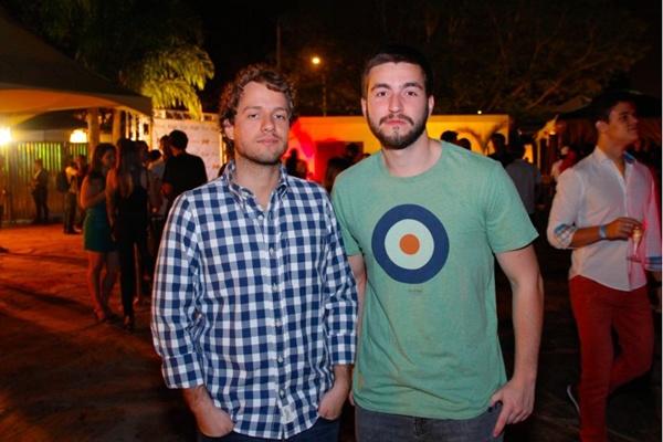 Alexis Risden e Matheus Góes (RomuloJuracy/Esp. CB/D.A Press)