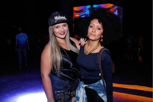 Renata Rodrigues e Nininha (RomuloJuracy/Esp. CB/D.A Press)