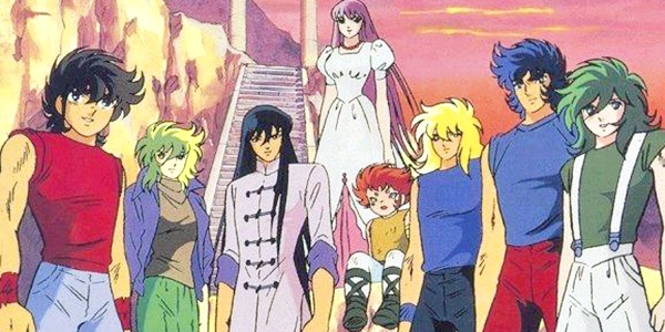 Sucesso da adaptação para a TV do mangá de Os Cavaleiros do Zodíaco impulsionou mercado de animes no Brasil (Toei Animation/Divulgação)